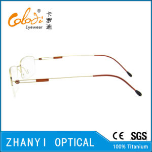 Simple Beta Titanium Optical Glasses (8507) pictures & photos