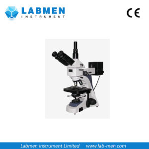 Upright Metallographic Microscope with Polarizing Device pictures & photos