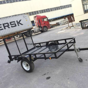 Galvanised ATV Utility Trailer for Sale pictures & photos