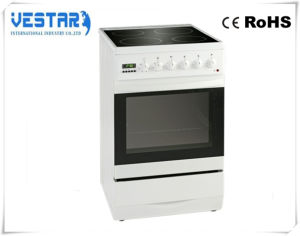 White Electrical Oven with Steel Plate pictures & photos