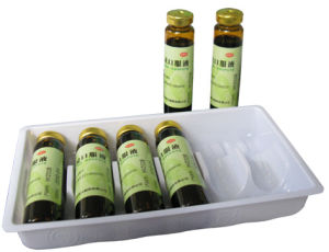 Labeling with Tray Separator and Bottle-to-Tray Inserter Machine pictures & photos