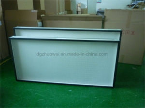 High Efficiency 99.99% 0.3um HEPA Air Cleaner/Air Purifier pictures & photos