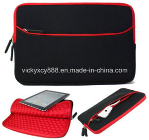 Neoprene Laptop Notebook Tablet Computer iPad Holder Bag Sleeve (CY1833) pictures & photos