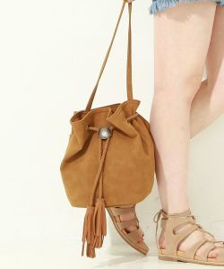 2016 Fashion Lady Faux Suede Shoulder Bag Crossbody Bag pictures & photos