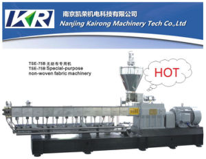 Nanjing Kairong Plastic Pelletizer Machine for Recycling Plastic pictures & photos