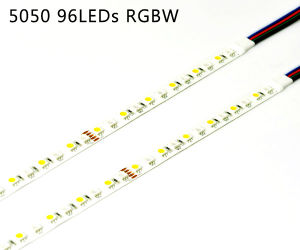 5050 RGB+White Color 96LED/M LED Strip with UL pictures & photos