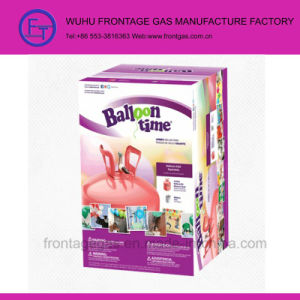 Balloon Time Helium Gas Canister with 30 Balloons pictures & photos