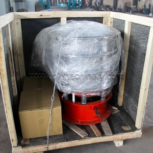 Carbon Steel Fine Powder Vibrating Sieve pictures & photos