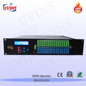 CATV 1550nm Pon EDFA Wdm Optical Amplifier for Gpon/Epon FTTH Network pictures & photos