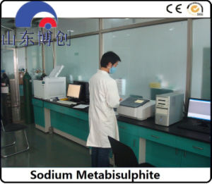 97% Min Food Grade and Industrial Grade Sodium Metabisulfite pictures & photos
