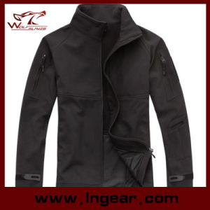 Military Tactical V5 Hard Shell Jacket Keep Warm Coats pictures & photos