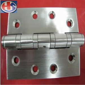 Grade 14 Stainless Steel Ball Bearing Door Hinge (HS-SD-005) pictures & photos