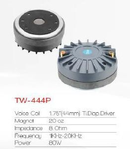 High Qualty PRO Speaker Driver Tweeter (Tw-444p) pictures & photos