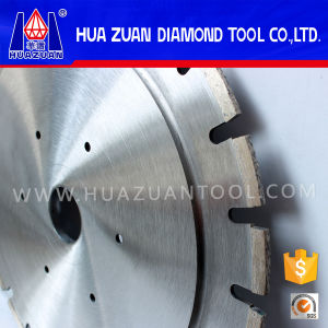 High Efficiency 400mm Horizontal Diamond Saw Blade for Marble Cutting pictures & photos
