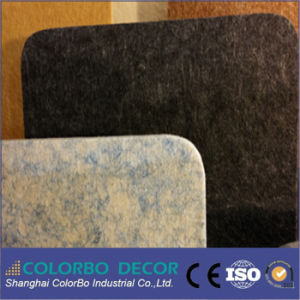 Meeting Room Polyester Fiber Acoustic Wall Panel pictures & photos