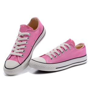 Classic Ladies Vulcanized Casual High Neck Sneakers Canvas Shoes pictures & photos