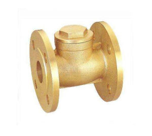 H44W Steel Swing Check Valve pictures & photos