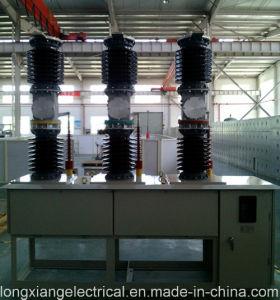 Zw7-40.5 Outdoor High Voltage Vacuum Circuit Breaker pictures & photos