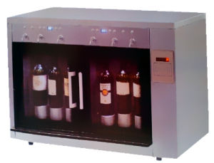 6 Bottles Wine Cooler/Wine Dispenser/Wine Chiller/Wine Cellar/Wine Cabinet (ISC-6) pictures & photos