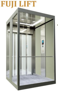 Home Lift with Glass Cabin From FUJI Company pictures & photos