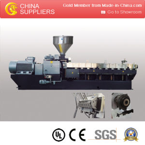 Plastic Granulator PVC PP PE Recycling Line pictures & photos