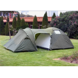 Waterproof Durable Outdoor Large Family Tent / Luxury Family Outdoor Waterproof Portable Camping Tent
