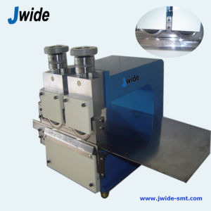 Aluminum PCB V Cutter Machine with Dual Cutting Heads pictures & photos