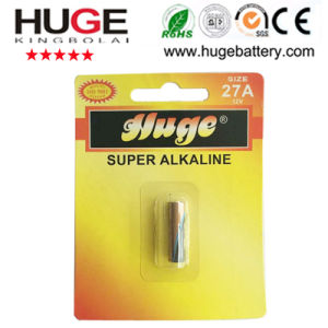 "27A Alkaline Battery Dry Battery Disposal Battery ""Huge"" Brand pictures & photos"