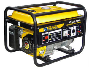 2500W Portable Gasoline Generator pictures & photos