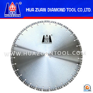 Laser Welded Diamond Saw Blade for Cutting Concrete Asphalt pictures & photos