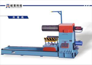 Xuanen Decoiler for Scroll Cutting Line Xed001