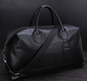Quality PU Leather Luggage Bags (L516) pictures & photos