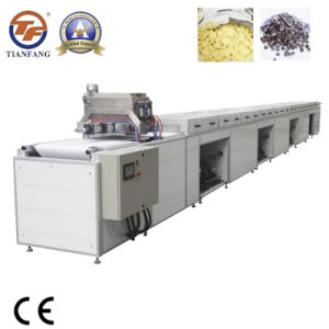 Chocolate Droplets Forming Machine pictures & photos