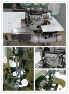 Juki Head Mattress Overlock Machine pictures & photos