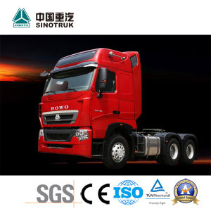 Hot Sale HOWO T7h Tractor Truck with Man Technology
