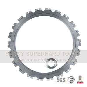 350mm 400mm 500mm Laser Diamond Ring Saw Blade pictures & photos