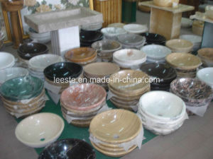 Popular Natural Stone Bowls, Marble Wash Sink pictures & photos