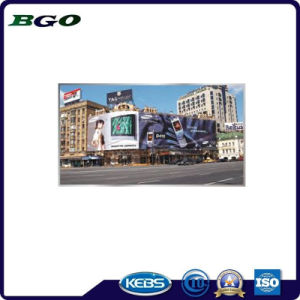 PVC Cold Laminated Banner Backlit Lona (500dx500d 18X12 510g) pictures & photos