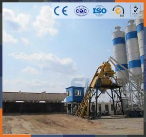 China Movable Concrete Mixing Plant Wholesaler for Sale pictures & photos