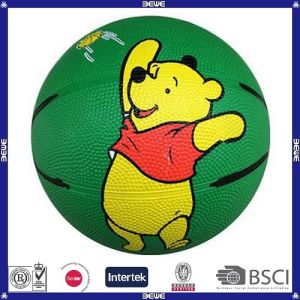 2016 Latest Rubble Basketball in High Quality for Children Entertainment pictures & photos