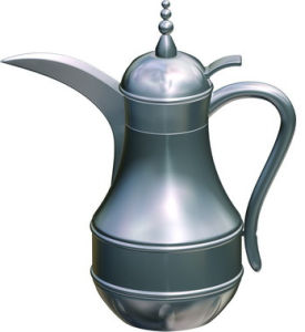 Stainless Steel Glass Lined Vacuum Jug (Arabian Style) Sgp-1000mt pictures & photos