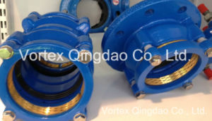 Restrained Flange Adaptor for HDPE Pipes pictures & photos