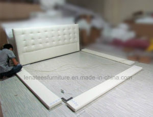 Ck006 Popular Europe Selling Twin Bed pictures & photos