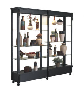 Double Open Wall Unit/Wall Display/ Wall Display/ Metal Display pictures & photos