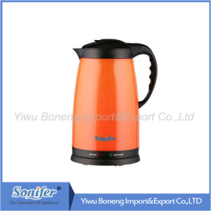 1.8L Electric Water Kettle Plastic Kettle Thermo Air Pot Sf2008 (Purple) pictures & photos