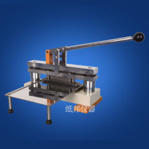 Sampler Adjust to Ring Crush Tester