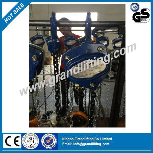 1t 6m Lifting Equipment Chain Hoist Chain Block pictures & photos