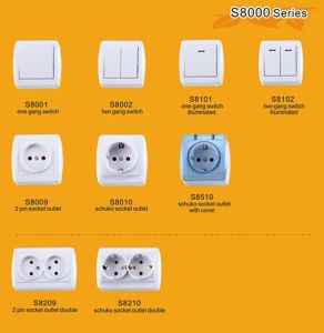 China Factory for Waterproof Power Socket (S8510) pictures & photos
