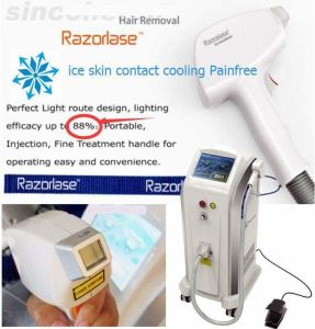 Professional Razorlase Alexandrite 808nm Laser Hair Removal Machine pictures & photos