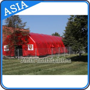 Outdoor Inflatable Military Tent, Inflatable Structure Tent, Red Crosstent pictures & photos